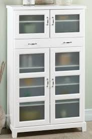 Bathroom Standing Cabinet Bathroom Linen Cabinet Glass Some Prefer The Free
