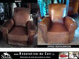 réparation canapé cuir reparation canape cuir exemples restauration canapacs cuir