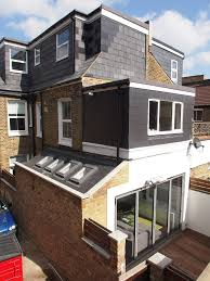 Home Designer Pro Roof Return by Offenbach House Modern Conversion And Extension Rear View