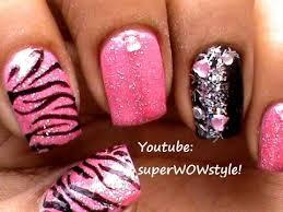 glitter nail polish designs easy nail designs diy by