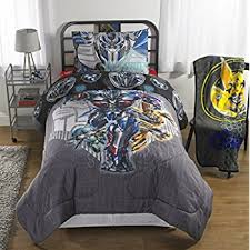Transformer Bed Set Transformers Last Autobot Strong Bedding