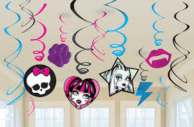 monster high decorations the busy broad monster high party