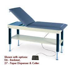 physical therapy hi lo treatment tables hausmann electric hi low h brace physical therapy treatment table