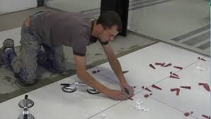 trade secrets how to use t lock tile leveling system on 24 x
