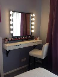 coiffeuse chambre ado coiffeuse pour chambre ado affordable amenagement chambre ado