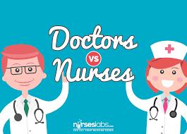 Labor And Delivery Nurse Description Doctors Vs Nurses What Are The Differences U2022 Nurseslabs