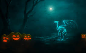 spooky desktop wallpaper halloween full hd wallpaper and background 1920x1200 id 286417