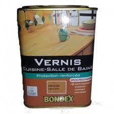 vernis cuisine vernis bondex cuisine sdb chêne clair 1l c la crise