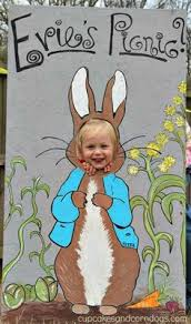 Easter Bunny Decoration Games by Diy Easter Bunny Bean Bag Toss Bag Toss Game Bean Bags And