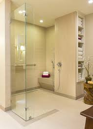 aging in place bathroom love the fact there u0027s no moving door on