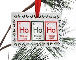 chemistry ornament etsy