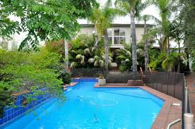 swimming pool magnificent garden backyard decoration using white