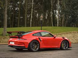 porsche 911 orange stock tom hartley jnr