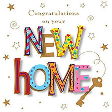 congratulations on your new home card pack 18 cards