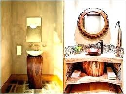 bathroom ideas rustic how to a rustic bathroom vanity bathroom vanity sink adorable