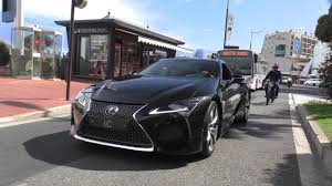 lexus dallas fort worth lexus lc 500h in monaco top marques 2017 youtube