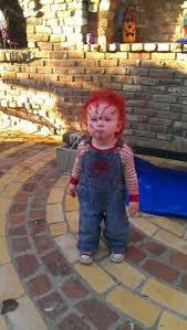 Chucky Halloween Costume Toddler Coolest Homemade Baby Chucky Bride Chucky Costume Chucky