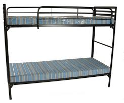 Mattress For Bunk Beds C Style Institutional Bunk Beds W Mattress