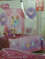 Princess Party Decorations Disney Princesses Table Party Decorations Ebay