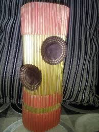 Best Out Of Waste Flower Vase Best Out Of Waste Corrugated Paper Flower Vase Wow