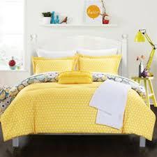 bed set yellow bedding set steel factor