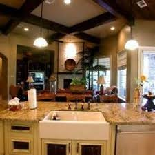 my new kitchen in a small raised ranch home pinterest warm