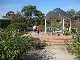 Clark Botanical Gardens Alister Clark Garden Botanical Gardens St Kilda