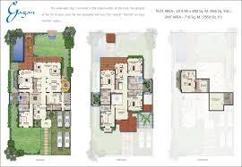 floor plans of vipul tatvam villas gurgaon villas in vipul floor plans of vipul tatvam villas sector 48 gurgaon