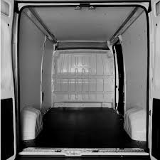 nissan cargo van black van liners van liner kits from adrian steel and penda inlad