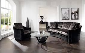 unique home decor stores fendi casa black stingray leather circular sofa chairish image of