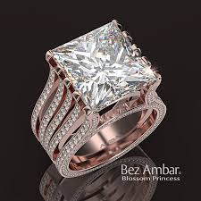 5 carat engagement ring 5 carat diamond engagement rings by bez ambar