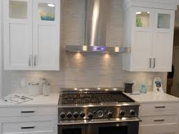 kitchen micro stacked stone backsplash designs pinterest slate