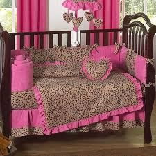 Animal Print Crib Bedding Sets Cheetah Print House Decor Best Nursery Ideas On Rooms Leopard Baby