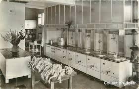 cuisine p駻uvienne cpsm 85 la grière plage la cuisine de la colonie de