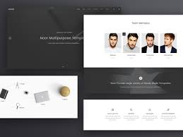 noor wordpress theme corporate template by pixeldima dribbble