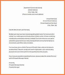 template eviction letter 10 eviction notice templates free