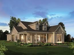 house house plans wrap around porch