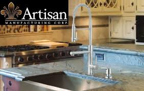 Artisan Kitchen Faucets Kitchen Faucets Wave Plumbing