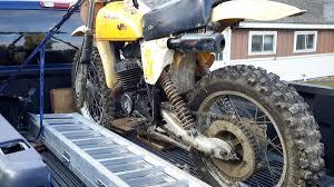 1978 rm250c2 restoration old moto motocross forums