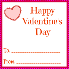 kids valentines cards pleasing bird valentines free day class card printables then