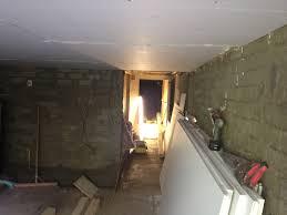 completion of basement conversion at kent drive harrogate