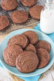 grandfather u0027s favorite iced chocolate cookies life love and sugar