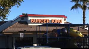 cant make it to a thanksgiving dinner how about burger king