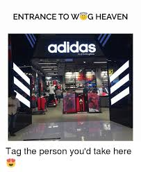 Wog Memes - entrance to wog heaven adidas ig bible ace 17 tag the person you d