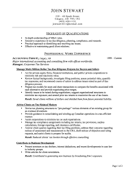 Tax Inspector Resume Tax Manager Resume Resume Cv Cover Letter