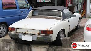 classic porsche 914 rotten u0026 forgotten porsche volkswagen 914 early 1970 u0027s youtube
