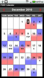 fdny scheduler android apps on google play