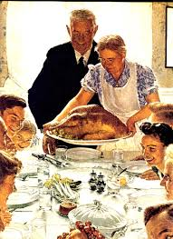 an expat thanksgiving in