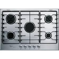 whirpool piani cottura whirlpool akt720 ixl piano cottura a gas acciaio ixelium con fsd