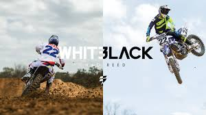 shift motocross helmets shift mx whit3 u0026 3lack chad reed youtube